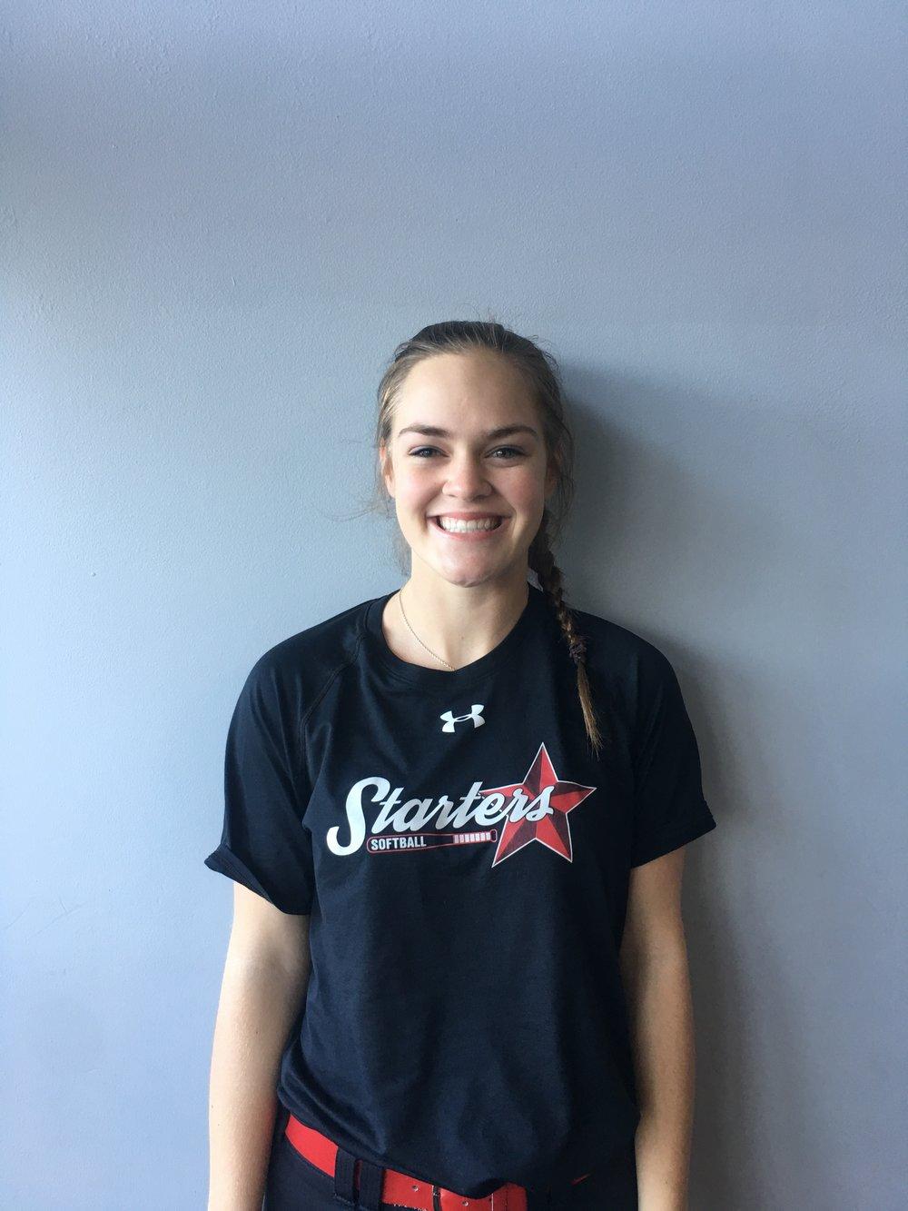 #17 - Kate Broderick   3B, OF - Prior Lake HS   2019
