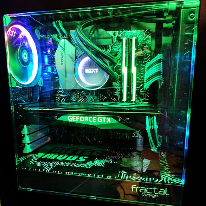 Fractal DesignDefine Mini C -