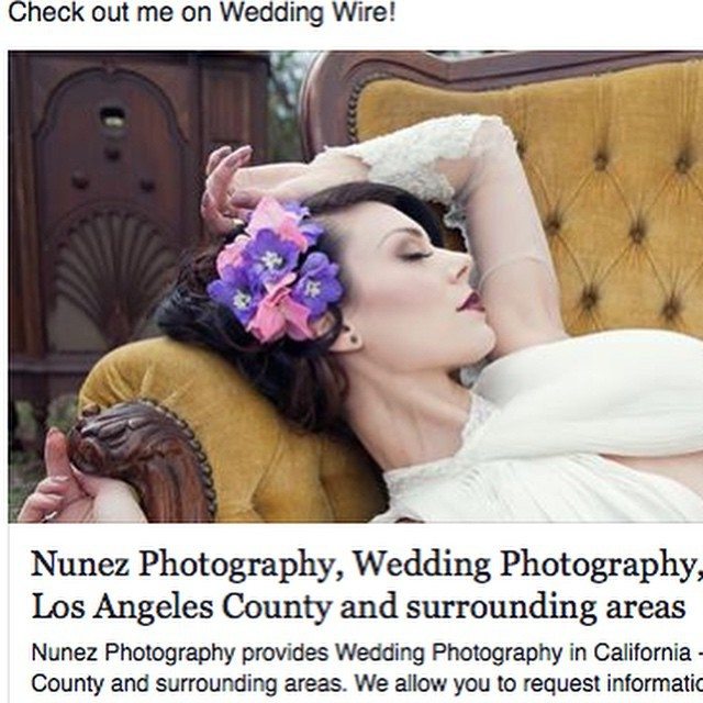 I'm on Wedding Wire now! WEDDINGWIRE.COM/NUNEZPHOTOGRAPHY #nunezweddings #nunezphotography #wedding #weddingphotography #weddingwire #photography #love #weddings #marriage