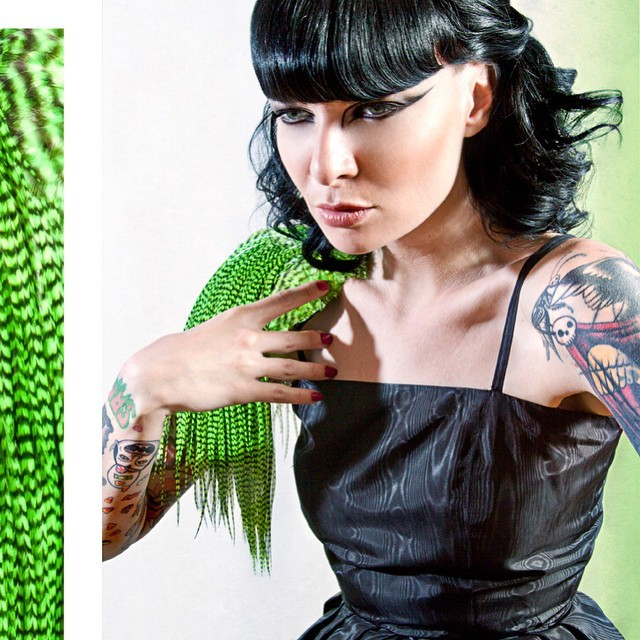 #tbt from shoot published in #TinselTokyoMagazine with the always stunning @lacysoto wearing designs by @riowarner #nunezphotography #fashion #follow #tattoos #editorial