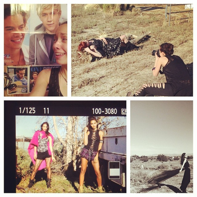 Had the honor of shooting #FolterClothing 's 10th Anniversary look book! Thanks to all involved & my #crazy family.  @retroliciousbrand @alondraexcene_mua  @shelleyshelleyshelley @selena_sloan @tamararaye #nunezphotography #apocalypse #photoshoot #desert #fashion #folterfamily #photo
