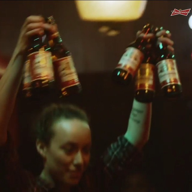 So it's more of a motion blur but check out this #budweiser commercial I was in.  http://youtu.be/siHU_9ec94c  #nunezphotography #SuperBowl