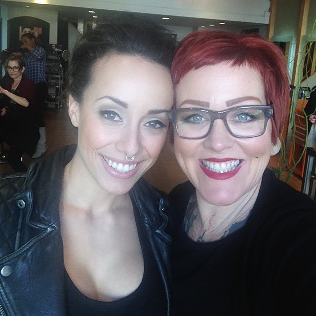 Loved seeing @missylowe_muah today! She makes me feel & look so pretty. If you are in the #SF area check her out she is AMAZING! #beauty #hair #makeup #nunezphotography