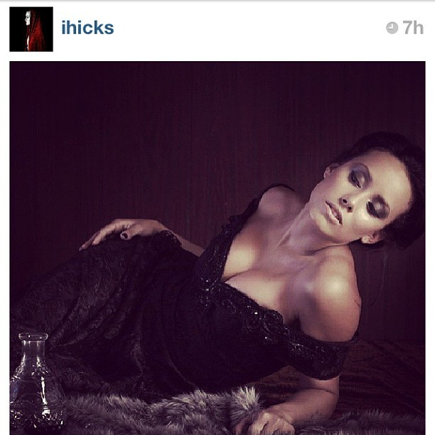 I modeled once…. Shot by my friend and mentor from back in the day @ihicks  #tbt