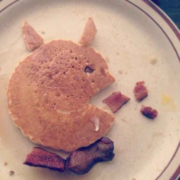 The Bacon Devil