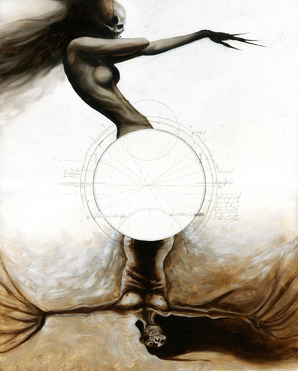 menton3 :     new exclusive limited print from me and Ben Templesmith