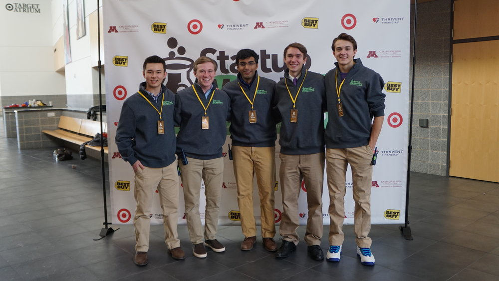 We believe in Minnesota's young entrepreneurs - By offering students a bridge between mentors and real world experience, we build strong alumni in hope to turn Minnesota into the startup capital of the north.