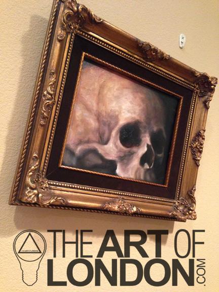 Human Skull study 2012.jpg