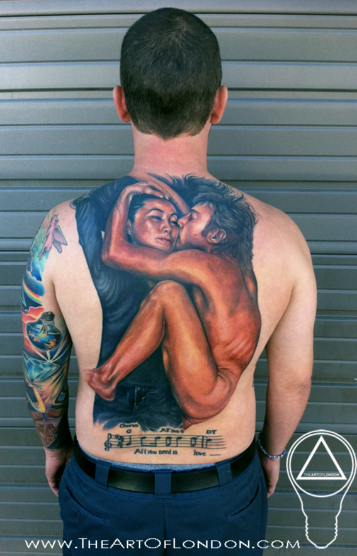 John Lennon and Yoko Ono Annie Leibovitz backpiece_tattoo.jpg