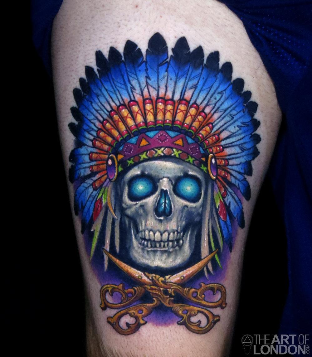 native american skull shears.jpg