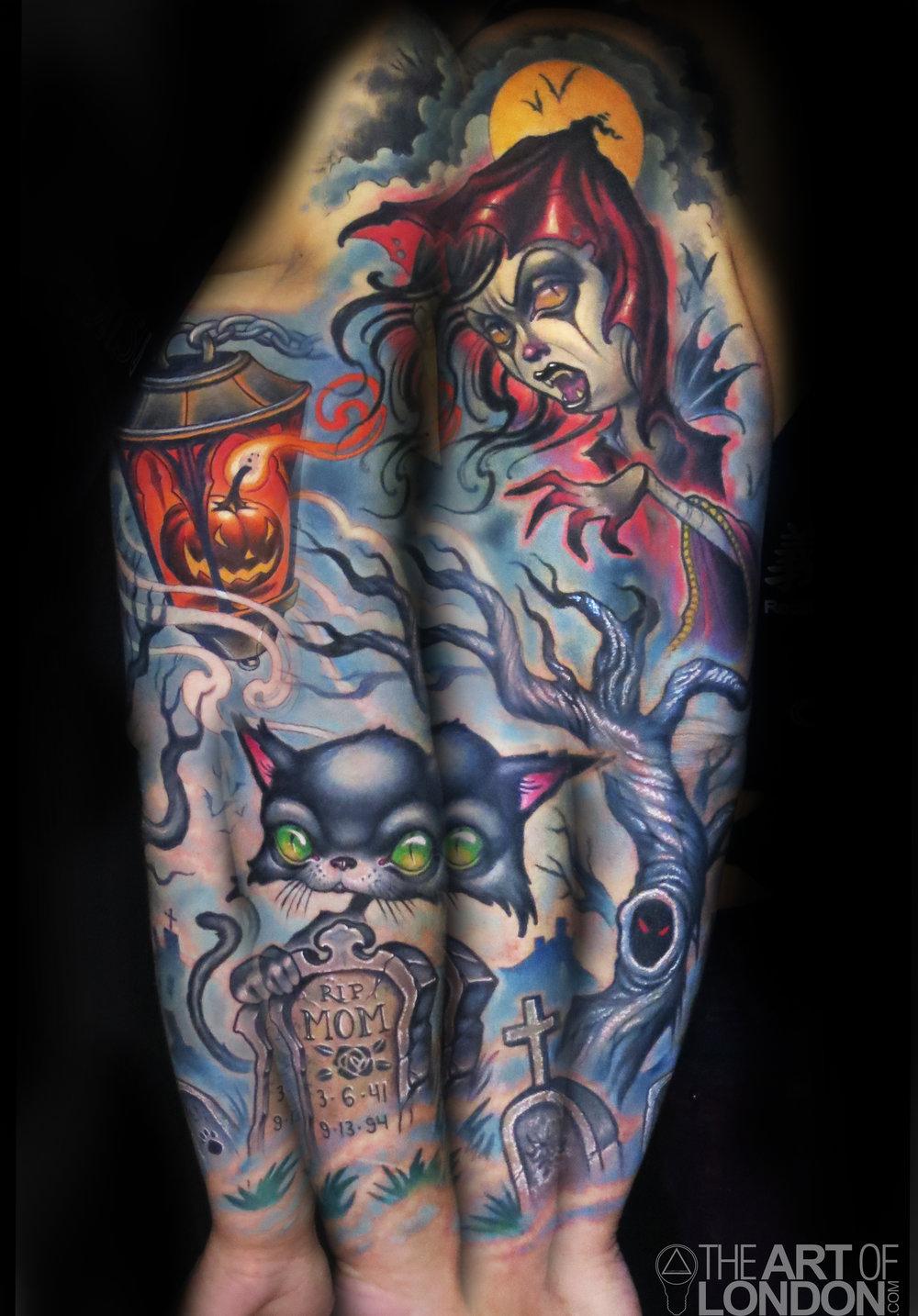 vampiress sleeve.jpg