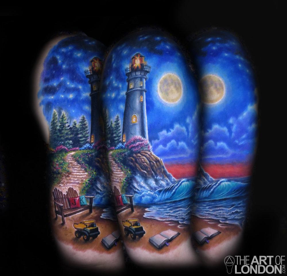 lighthouse scene realism tattoo.jpg