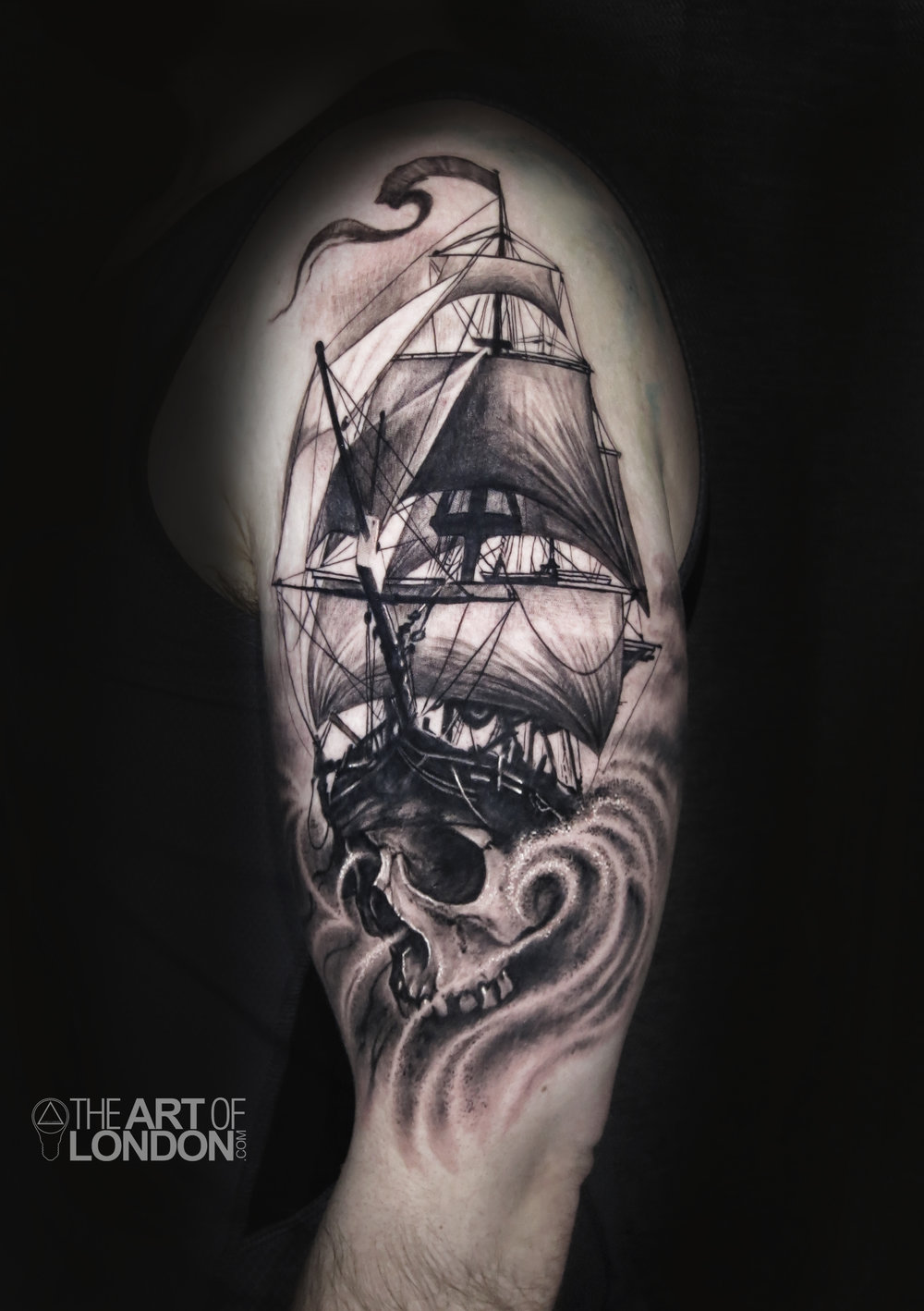 skull pirate ship tattoo.jpg