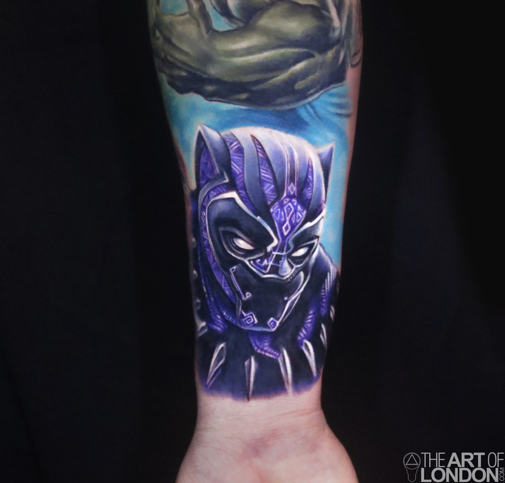 Black Panther vibranium tattoo.jpg