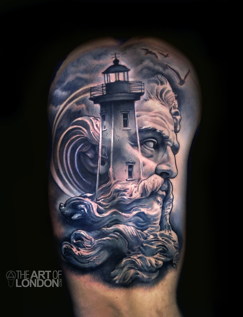 poseidon neptune lighthouse tattoo.jpg