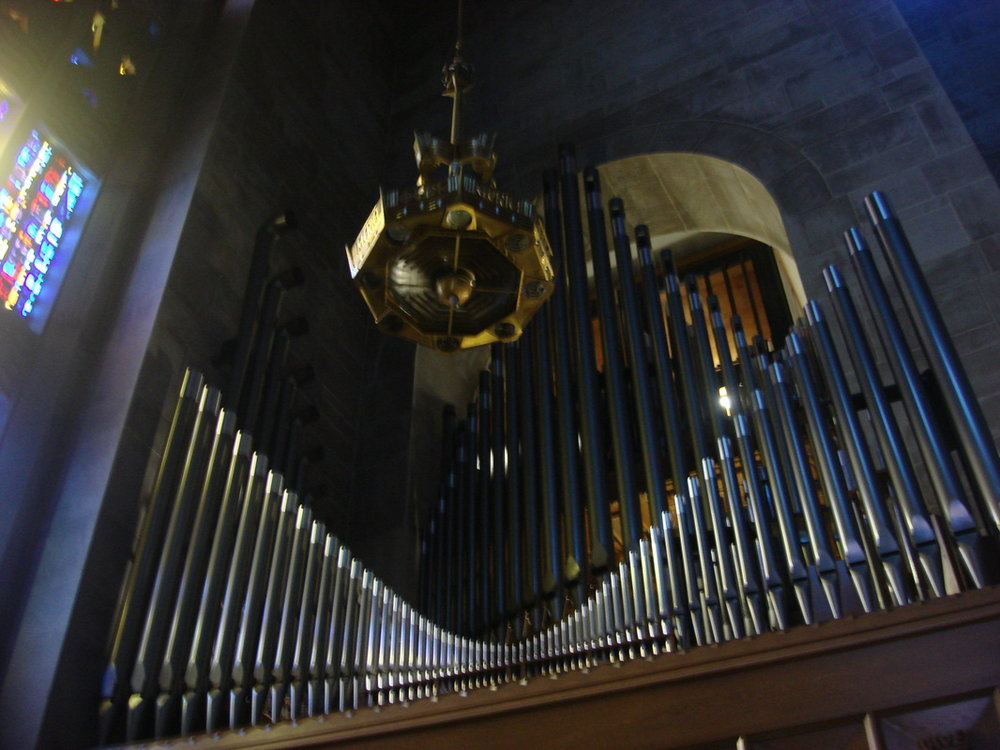 Schantz Organ Co. Opus 2275 (2007), Cathedral of Mary Our Queen