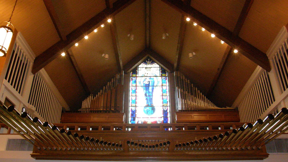 Schantz Organ Co. (2008), Immaculate Heart of Mary Roman Catholic Church