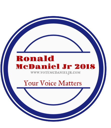 Vote McDaniel Jr