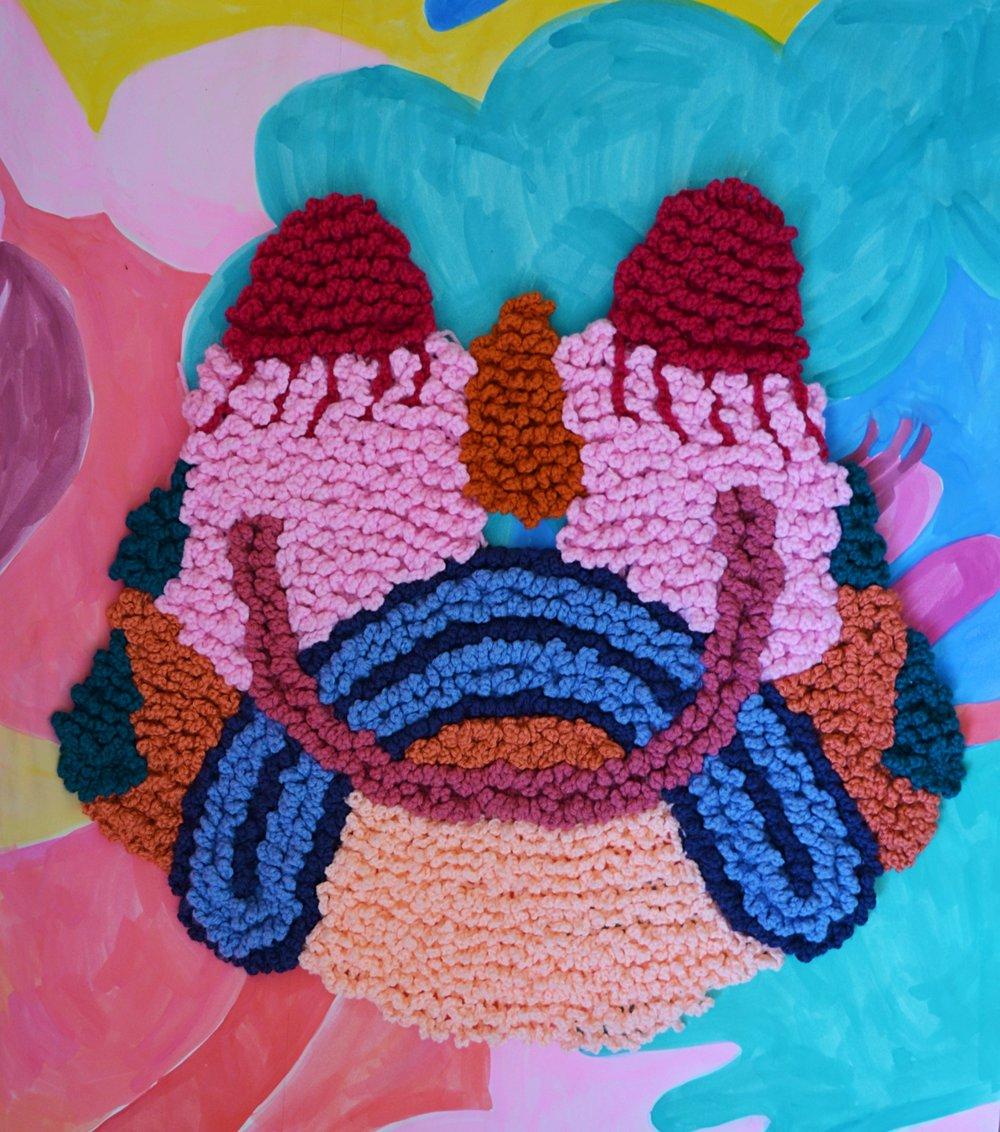 Crochet Face