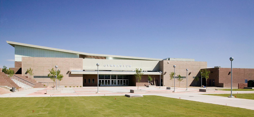 Boulder City High School Renovation