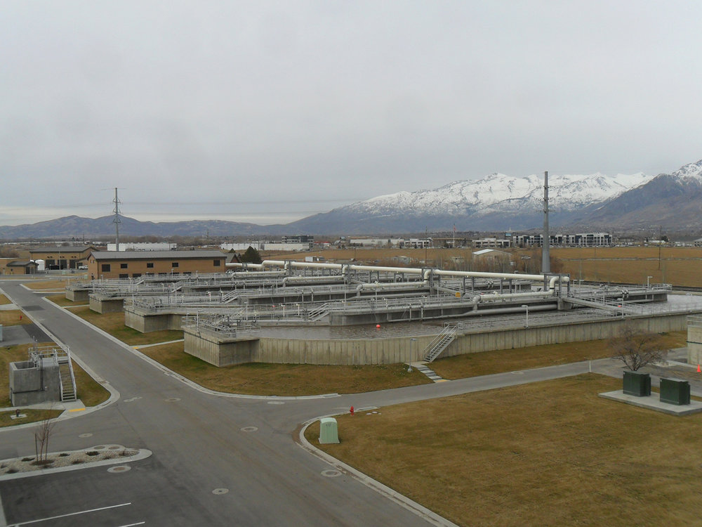Timpanogos Wastewater Reclamation Facility