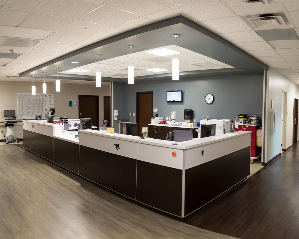 Centennial Hills Hospital | 3rd Floor