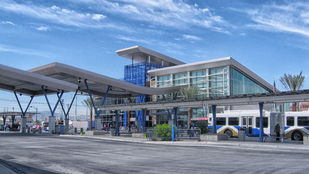 Bonneville Transit Center