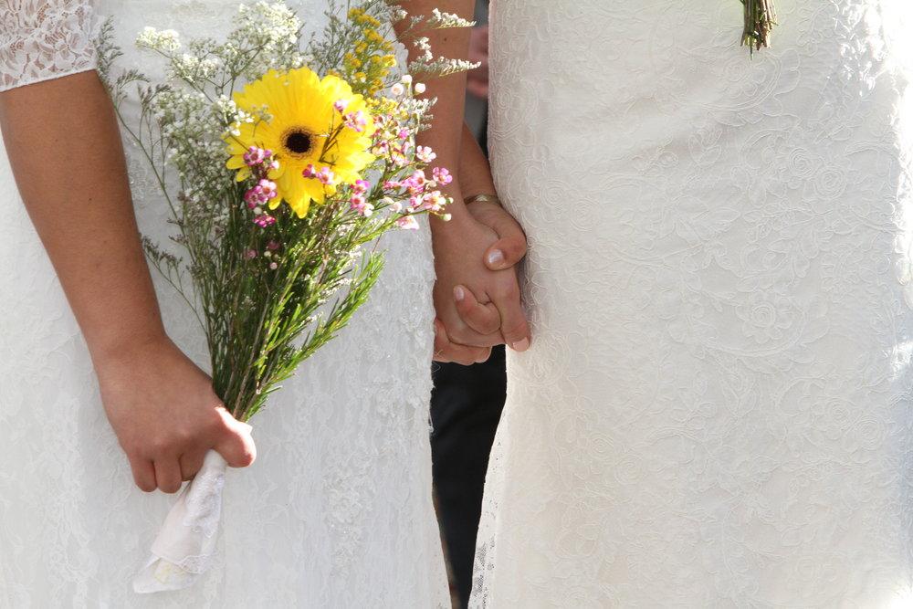 Same Sex Weddings - Love is Love is Love