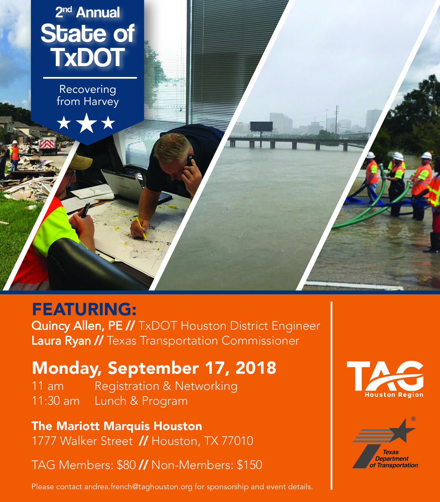 second annual state of txdot tag houston region