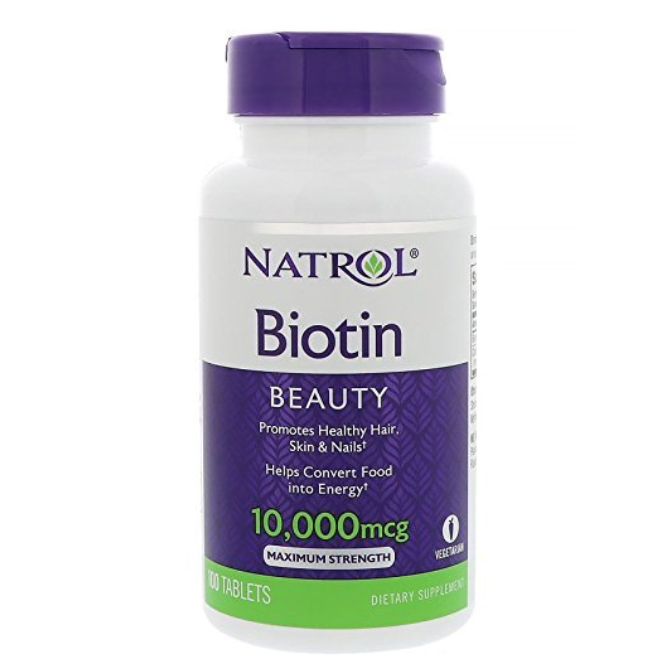 $16. Learn more about Biotin for beauty  here.