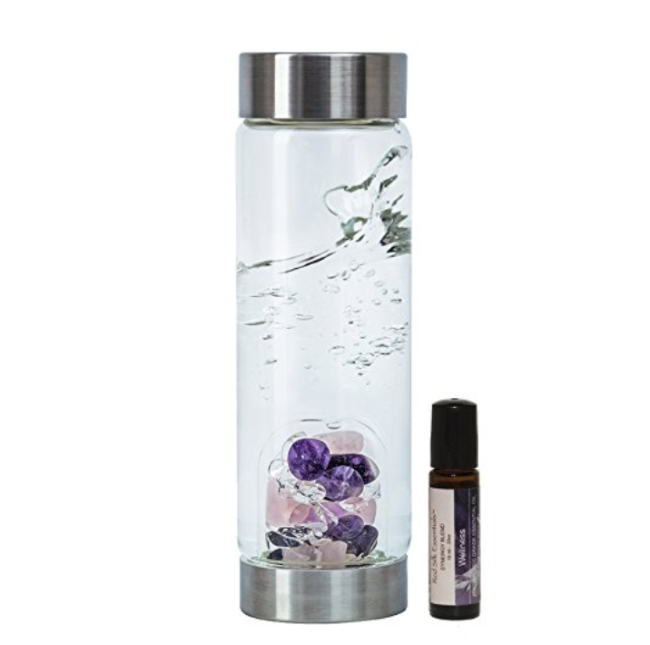 $78. Learn more about crystal water bottles  here.