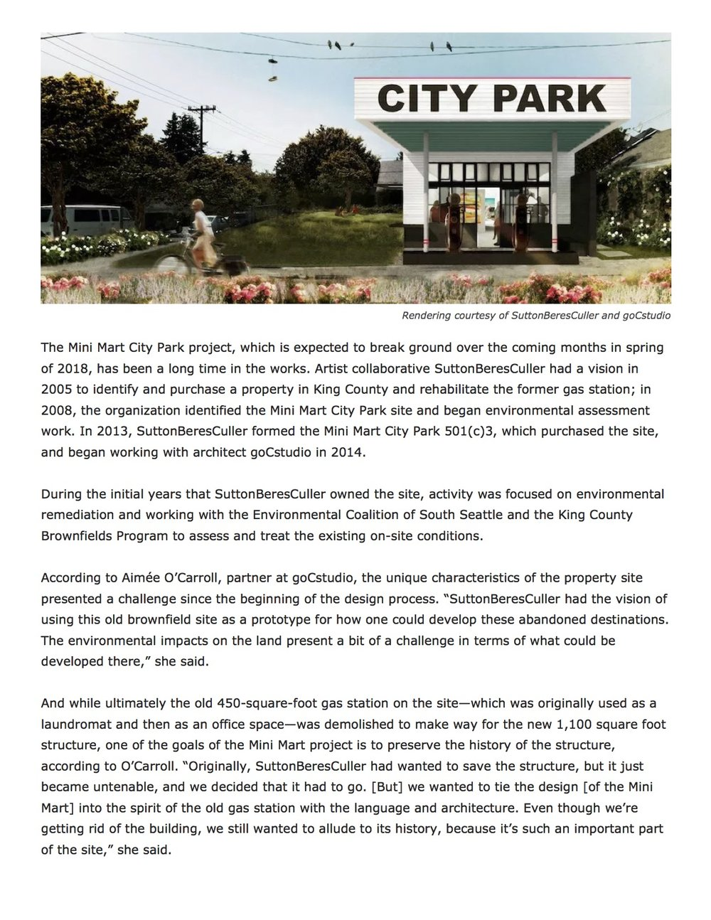 Mini Mart City Park Project in Georgetown Brings Cultural Arts Center to an Evolving Neighborhood - The Registry pg2.jpg