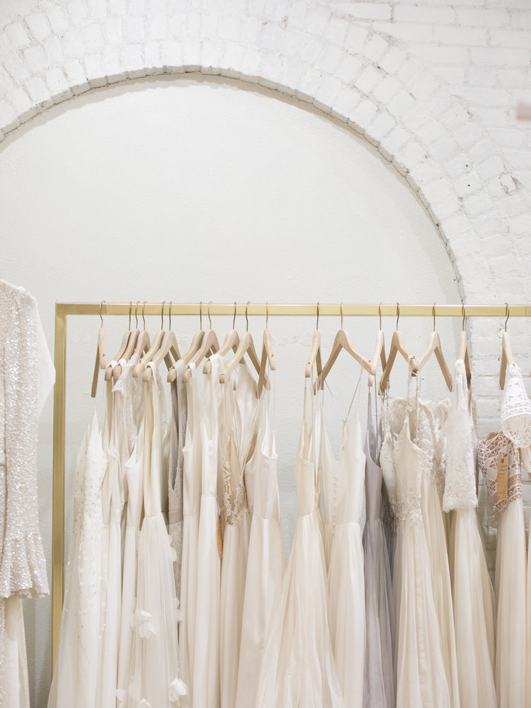 What I Learned While Shopping for My Bridal Gown - Above the Clouds
