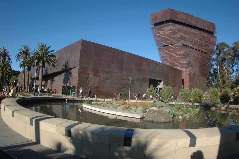 de Young | Fine Arts Museums of San Francisco