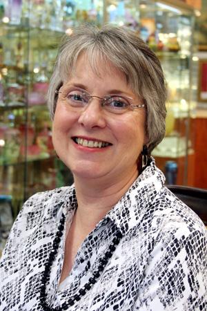 Marcia Kelley of Tulsa Antiques