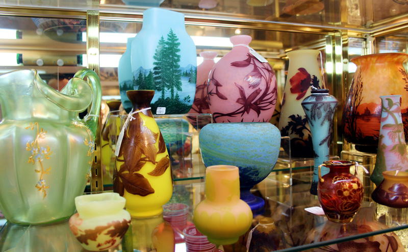 Silvey Estate Sales Tulsa-Antiques-Kelley-0917-03glass.jpg