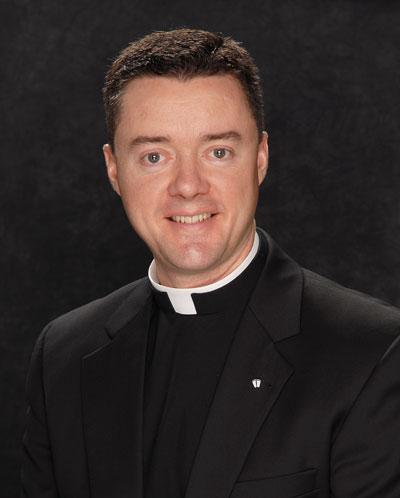 Fr. Stephen Hamilton, Pastor