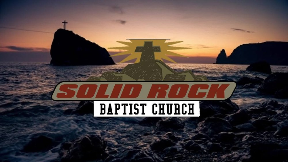 On Christ The solid rock we stand