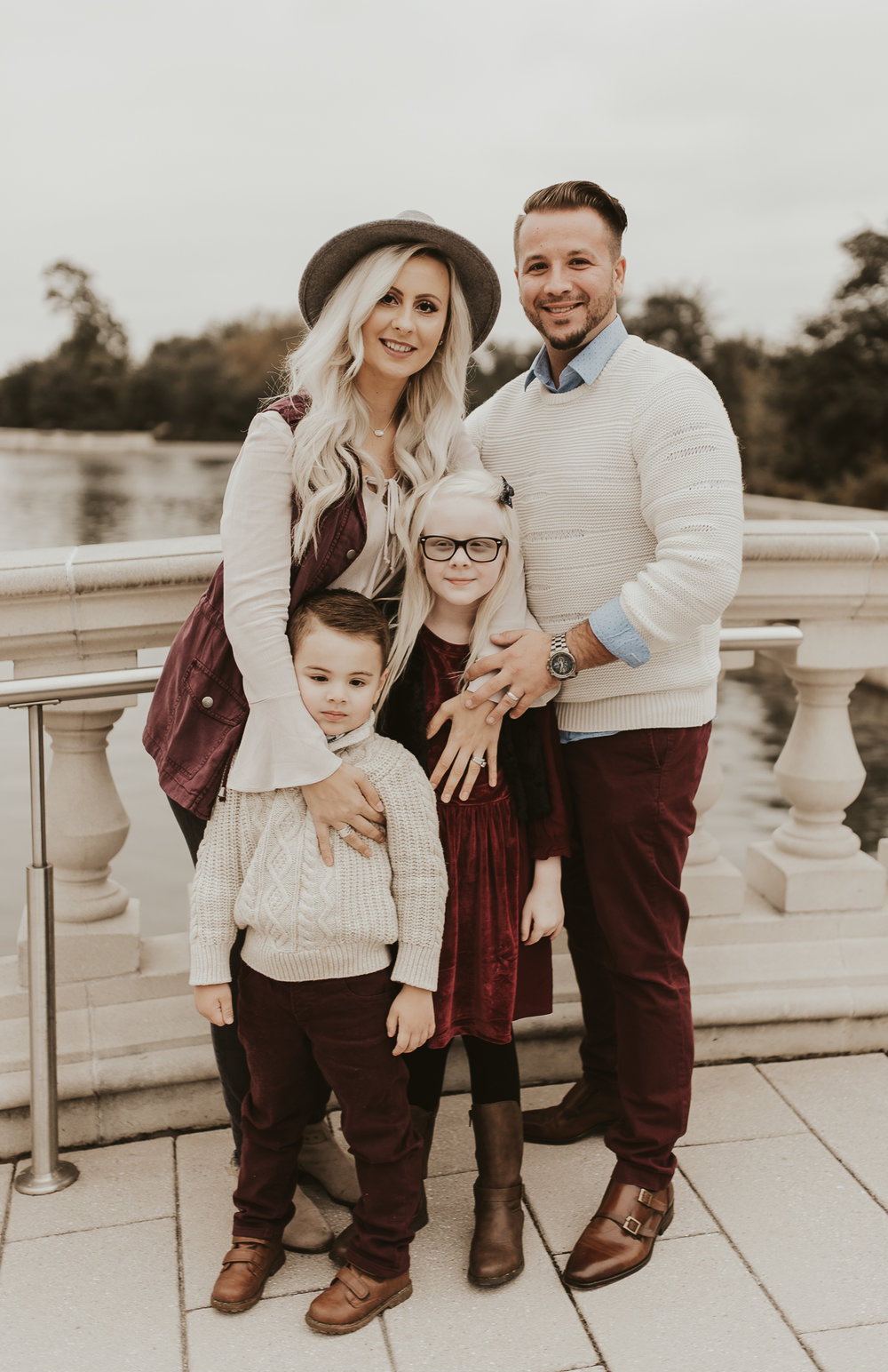 Fall Family Session Outfit Ideas Ov Photography