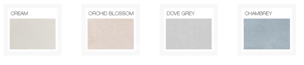 SUEDE COVER COLORS