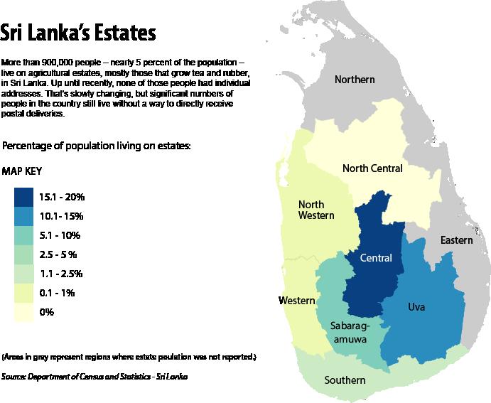 Data Source: Department o Census and Statistics, Sri Lanka