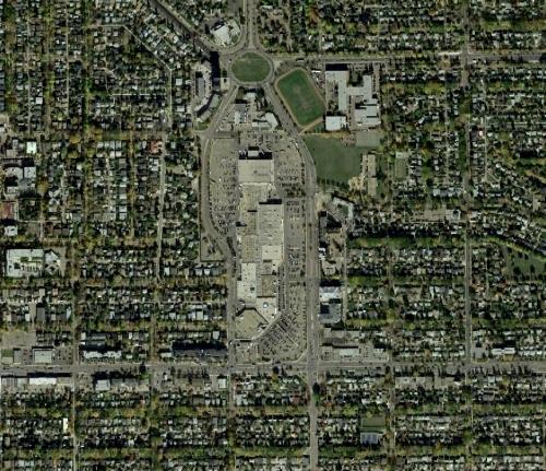 Bonnie doon mall (2002) - Google earth pro