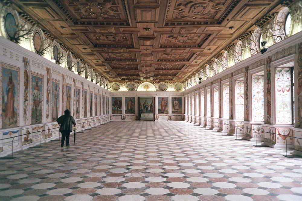 Ambras Castle Interior