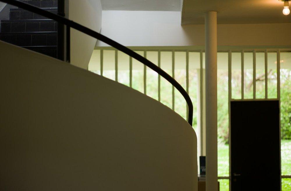 Moments Musicaux: Villa Savoye