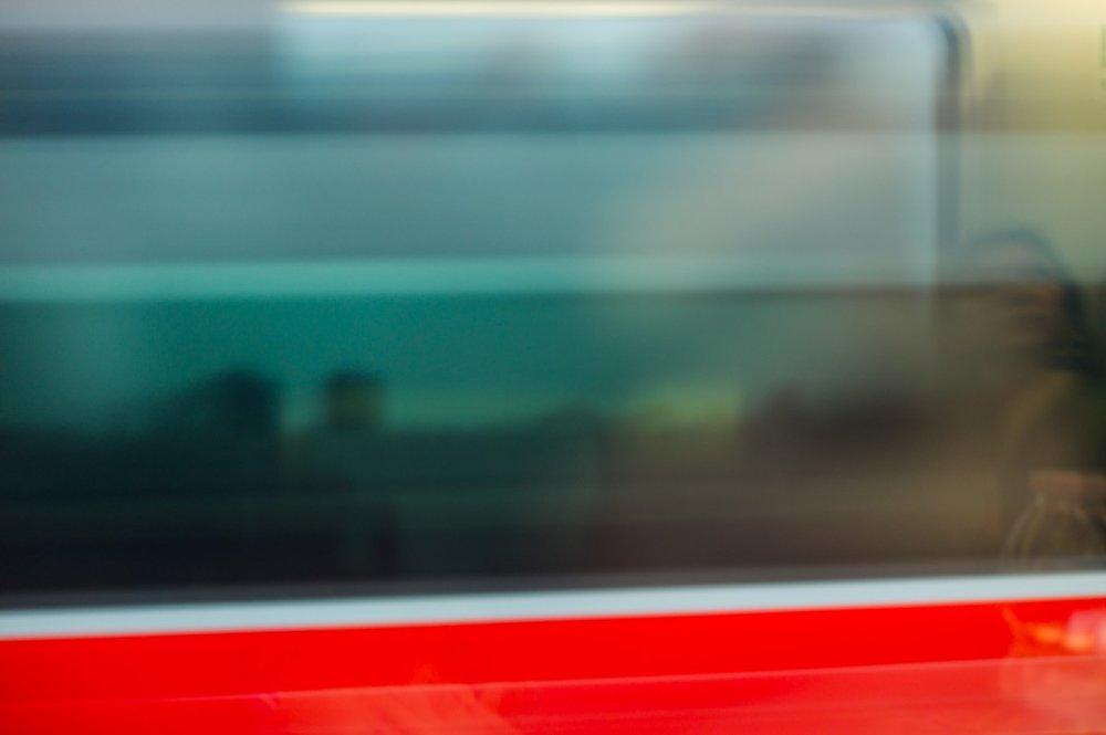 En route: Milano-Firenze