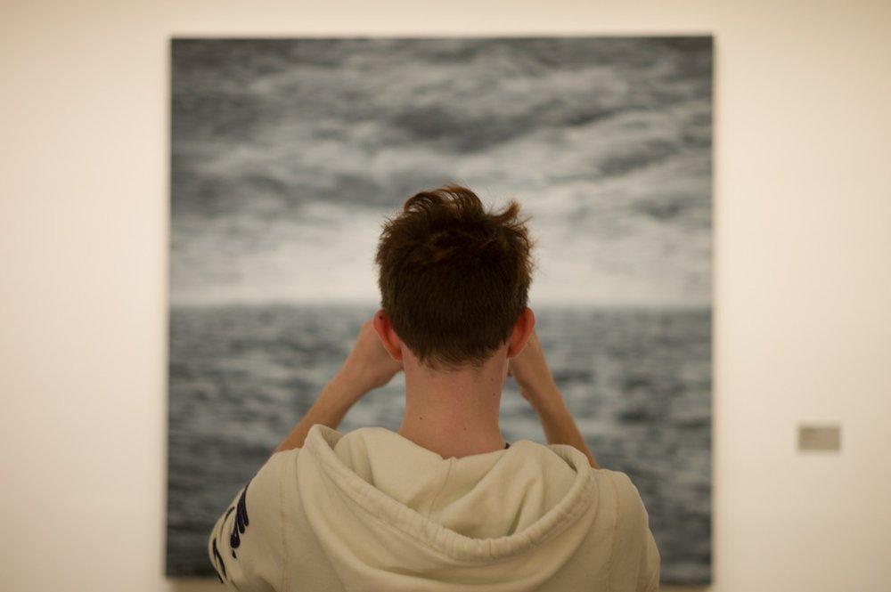 Looking for Gerhard Richter