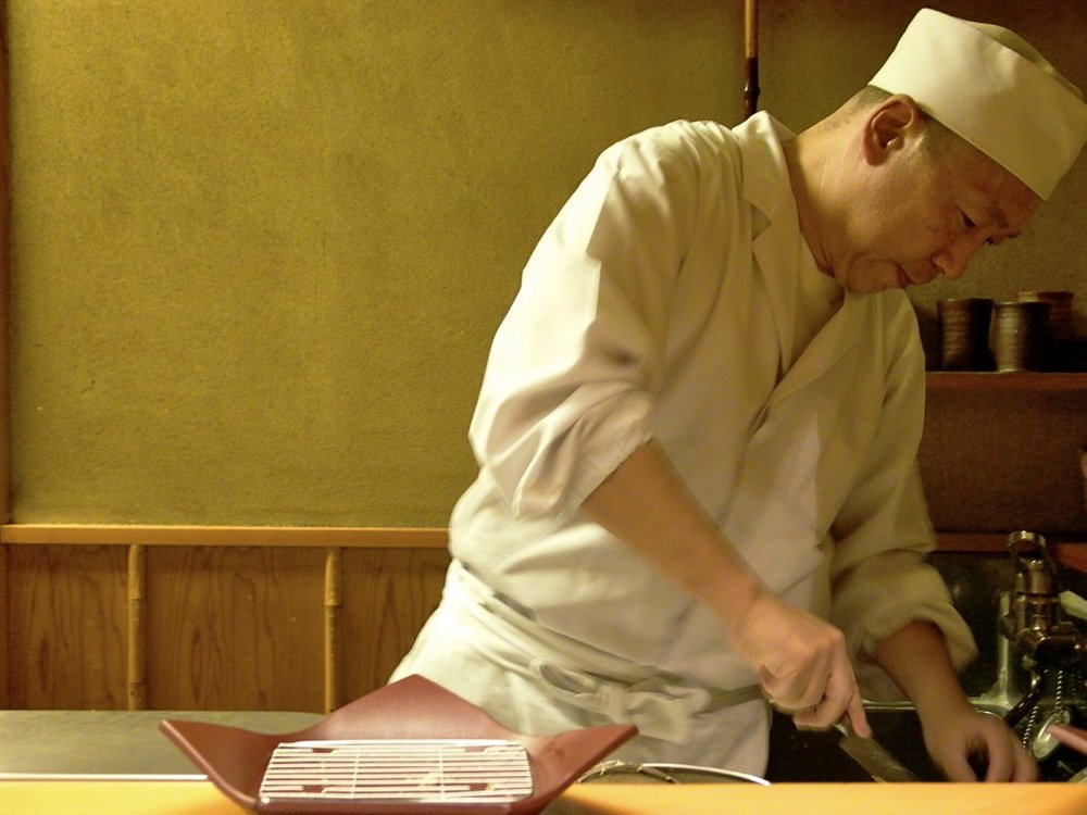 Tempura Chef, Tokyo