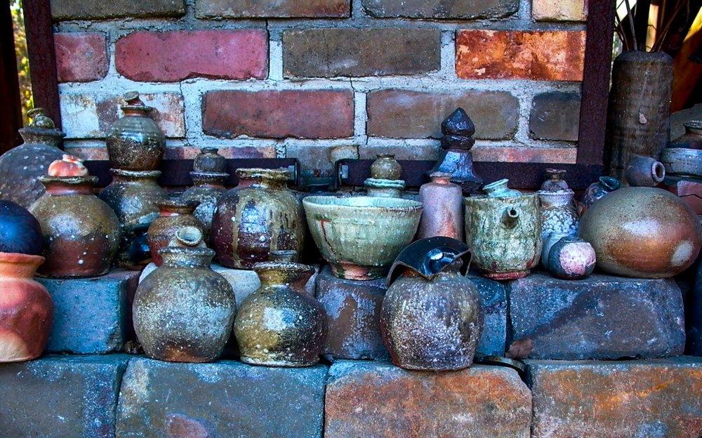 A Potter's Workshop