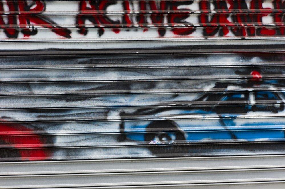 Police Chase, Noho