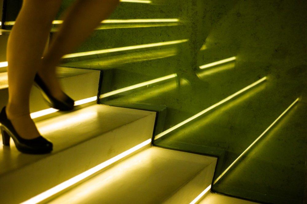 Stairs, Roma